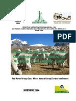 anual de buenas practicas en crianza de Alpacas-Junín