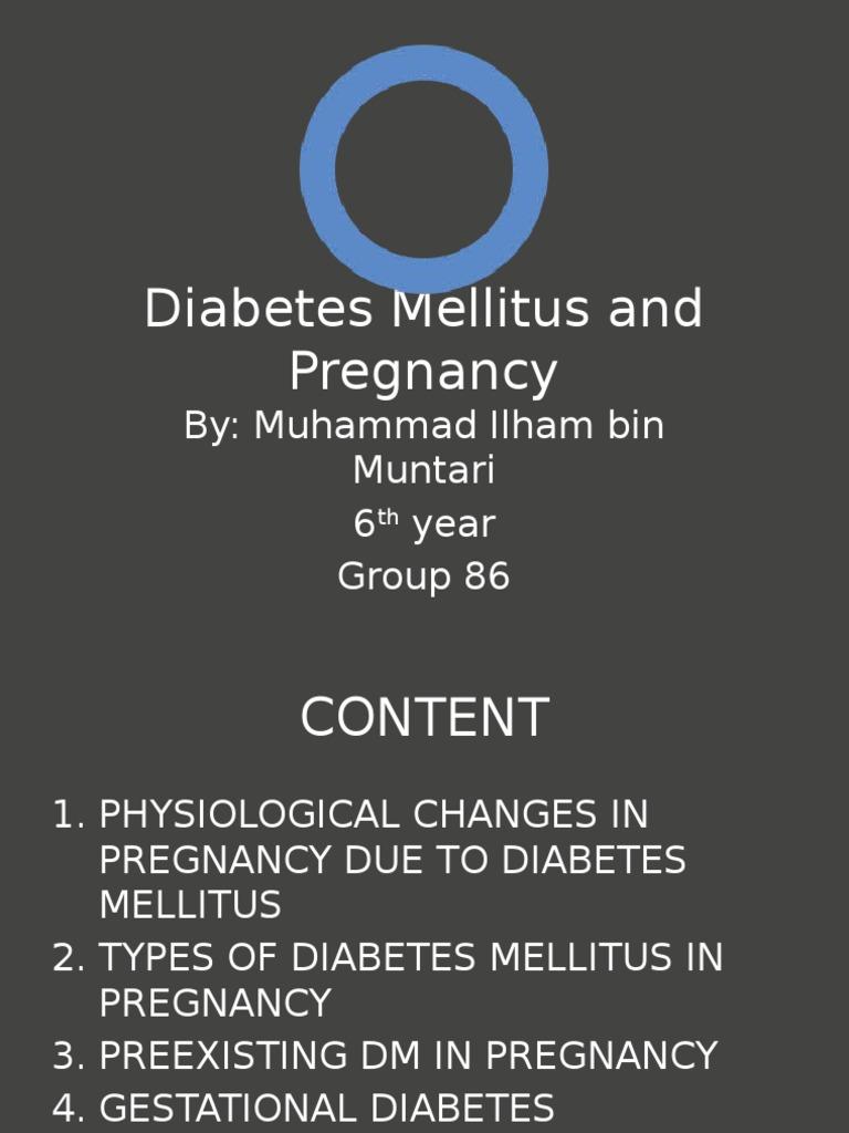 presentaciones de diabetes mellitus powerpoint