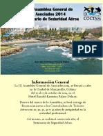 Informacion General 9a AGA 2014