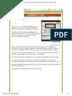 Controles Electrónicos Para Climatización en Cultivos Bajo Invernadero