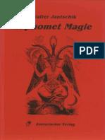 Walter Jantschik - Baphomet Magie