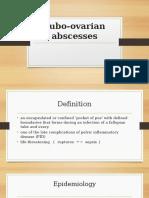 Tubo Ovarian Abscesses