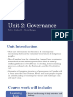 unit 2- governance