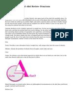The Gabriel Method -diet Review- Pros/cons