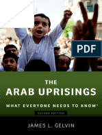 James Gelvin-The Arab Uprisings_ What Everyone Needs to Know-Oxford University Press (2015)
