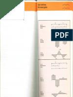 Prontuario Vigas, formulario y predimensionado