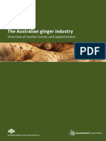 Australian Ginger Industry Report