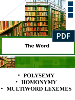 The Word (part 2)