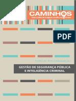 Revista Caminhos 2014 Pós-Graduação