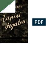 Zapisi ilegalca