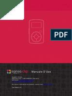 Sansa Clip By SanDisk MP3 Player