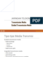 Jartel-3 Guided Transmission Media