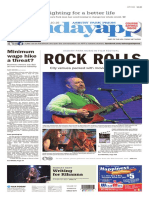 Asbury Park Press front page, April 10, 2016
