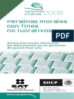 Persona Morl Fin No Luc Informativa 2008