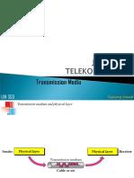Jartel-4,5 Transmission Media- Lanjt
