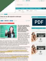 Cómo ser un alto ejecutivo relevante | Portafolio.co