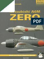 8373000852.№6103 Mitsubishi A6M Zero