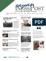 Visayan Business Post 11.04.16
