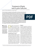 Diagnosis and Treatment of PUD and HP