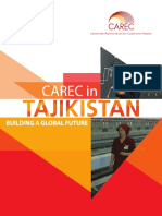 CAREC in Tajikistan (Asian Development Bank)