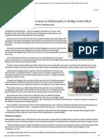 Southern Shutdown Puts Onus on Kathmandu to Bridge Trust Deficit (Nikkei Asian Review, September 2015)