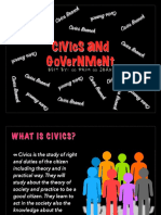 civics presenttion