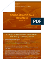 evolutia Paleogeografica