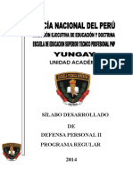 Defensa Personal II