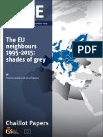 The EU neighbours 1995-2015
