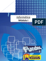 Fundec (Introdução à Informática, Microsoft Windows Vista e BrOffice Writer)