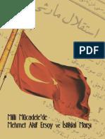 Ziya Altınbaş Mi̇lli̇ Mücadele Ve Mehmet Aki̇f Ersoy