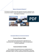 Presentación comercio interior