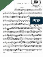 Stamitz-Duo 2-Op.12