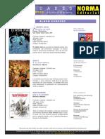 NORMA EDITORIAL - Novedades 2003 - 09 - Septiembre