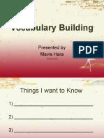 Vocabulary2009.ppt