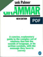 Grammar by Frank Palmer | English Language | Grammar