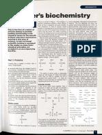 A Brewer's Biochemistry - PART I