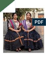 Trajes Tipcos de Centro America