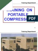 Training Compressor Portable