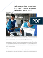 San Fernando Con Activa Estrategia de Marketing Logró Ventas Mayores a S[1]