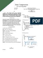 dataCompressionIEEE format