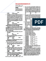 RBI Assistant Question Paper 2012