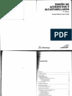 Diseño de Acueductos