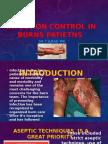 Infection Control in Burns Patietns