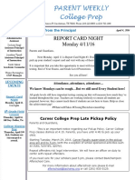 college prep parent weekly 04 04