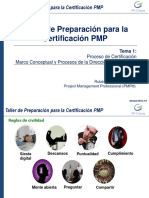 PMP clase 1