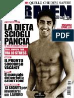For Men Luglio 2012