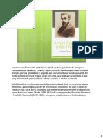 Antoni Gaudi Anotacoes