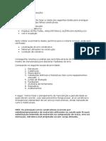 Método de Investigação de patologias