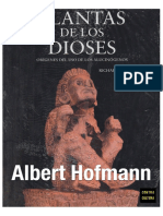 Albert Hofmann - Plantas de Los Dioses